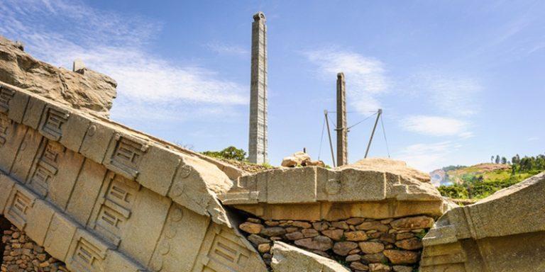 Obelisks of Axum