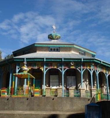 Entoto Maryam Church, Entoto Mountain